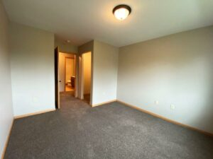 Tiyata Place Apartments in Brookings, SD - Bedroom 1 Closet View