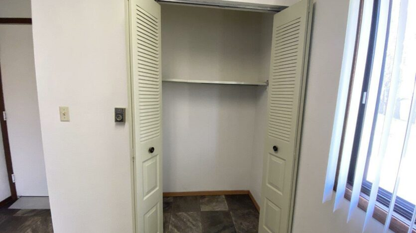 Friendship Circle Apartments in Milbank, SD - Dining Area Closet