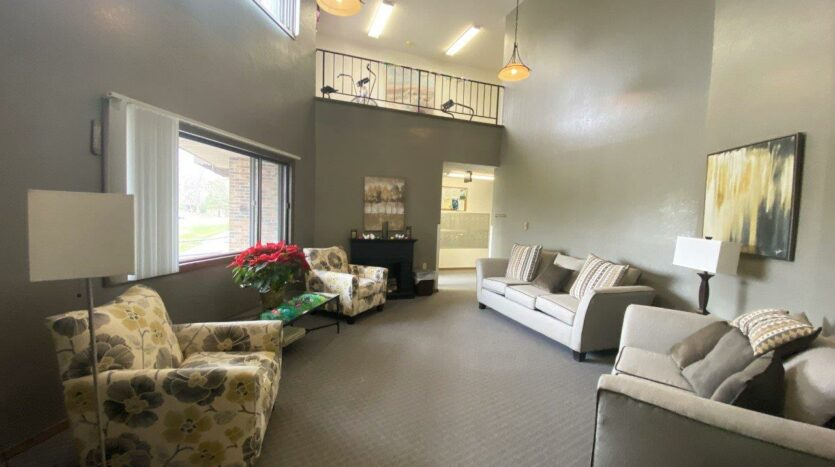 Briarwood Apartments in Brookings, SD - Community Area