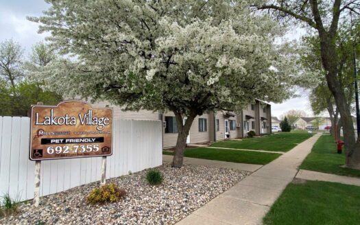 Lakota Village Townhomes in Brookings, SD - Exterior