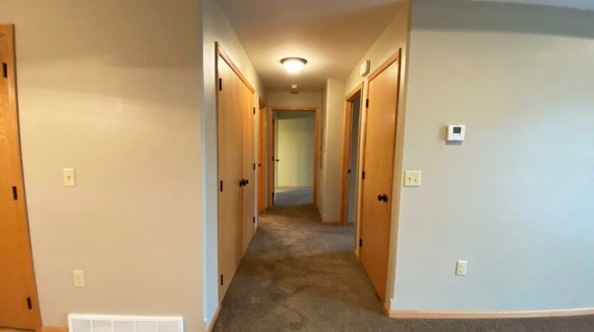 Tiyata Place Apartments in Brookings, SD - Hallway