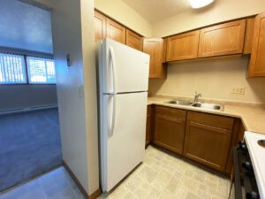 Madison Arms Apartments in Madison, SD - Kitchen 3