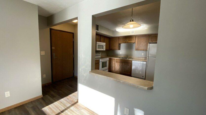 Evergreen Estates in Madison, SD - Kitchen Opening