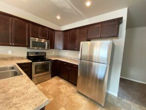 Evergreen Townhomes in Madison, SD - Kitchen2