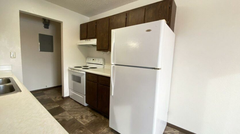 Lincoln Arms Apartments in Madison, SD - Kitchen2