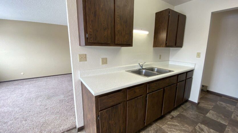 Lincoln Arms Apartments in Madison, SD - Kitchen