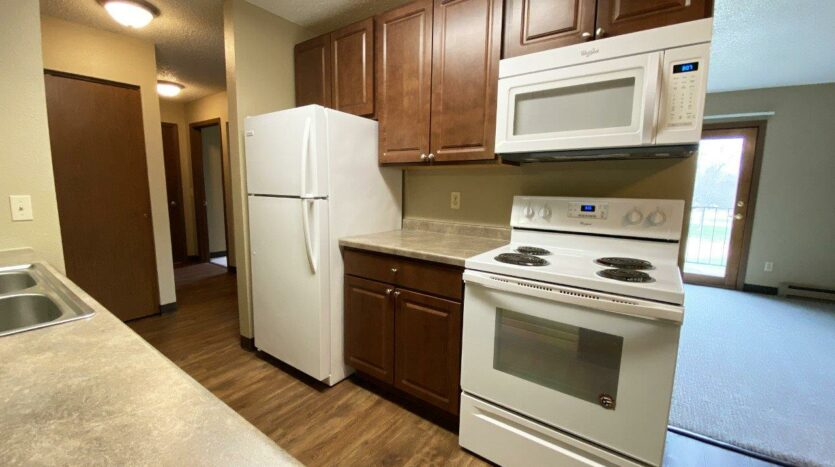 Briarwood Apartments in Brookings, SD - Kitchen3
