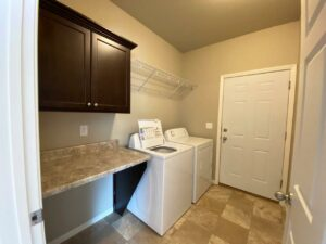 Evergreen Townhomes in Madison, SD - Laundry