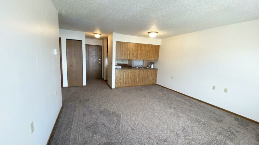 Pheasant Valley Courtyard Apartments in Milbank, SD - Living Area