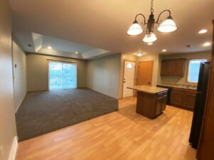 Tiyata Place Apartments in Brookings, SD - Living Area
