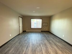 Arrowhead Apartments in Brookings, SD - Updated Apartment Living Room
