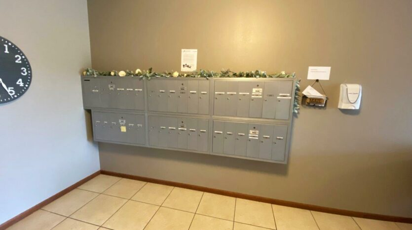 Mills Ridge Apartments in Brookings, SD - Mailboxes