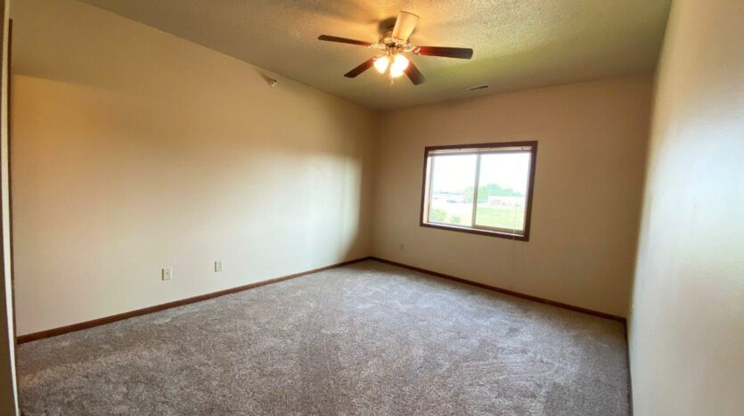 Mills Ridge Apartments in Brookings, SD - Style A Bedroom 2