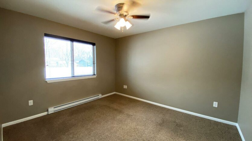 Copperleaf Townhomes in Mitchell, SD - Master Bedroom