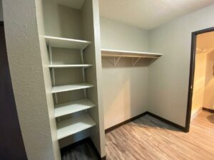Arrowhead Apartments in Brookings, SD - Updated Apartment Storage