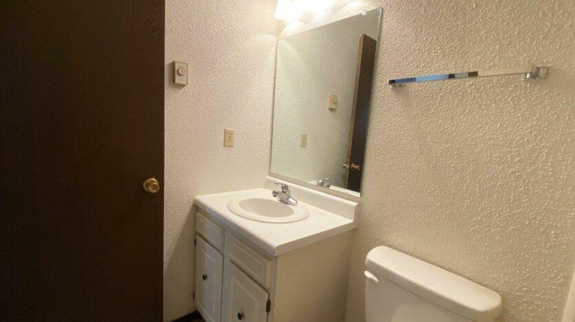 Dakota Village Apartments in Aurora, SD - Bathroom Vanity