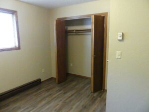 429 8th Ave S / 729 5th St S in Brookings, SD - 429 Bedroom 1 Closet