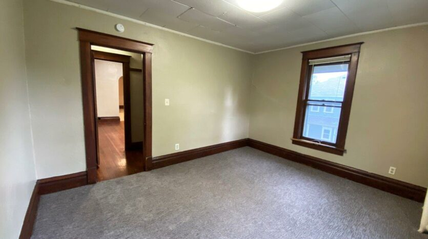 Brownstone Apartments in Brookings, SD - 2nd Floor Apt Bedroom2