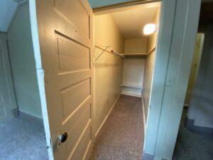 Brownstone Apartments in Brookings, SD - 3rd Floor Apt Bedroom Closet