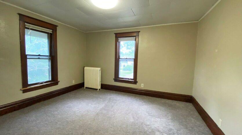 Brownstone Apartments in Brookings, SD - 2nd Floor Apt Bedroom