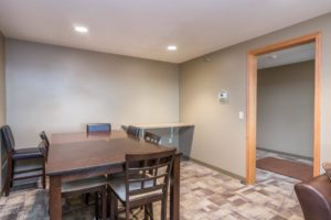 Campus Tech Apartments in Mitchell, SD - Community Study Space
