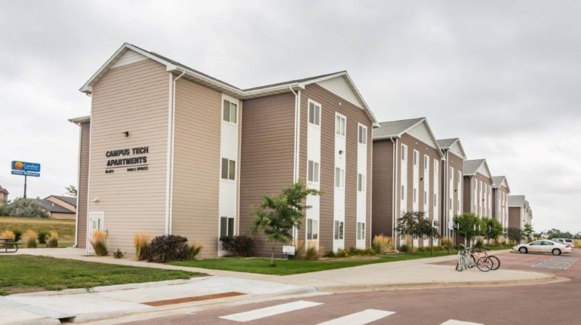 Campus Tech Apartments in Mitchell, SD