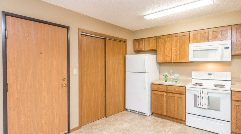 Campus View Apartments in Brookings, SD - Lots of Storage Space