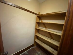 Brownstone Apartments in Brookings, SD - 2nd Floor Apt Closet