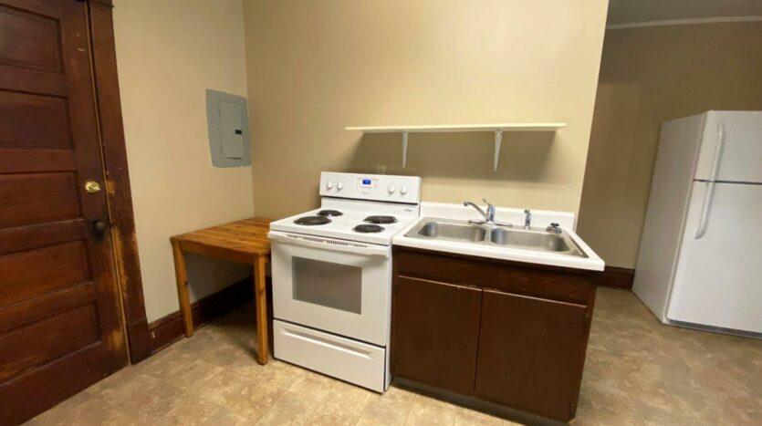 Brownstone Apartments in Brookings, SD - 2nd Floor Apt Kitchen2