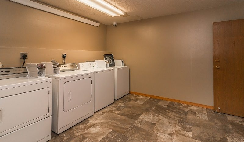 Lake Area Apartments in Watertown, SD - laundry area