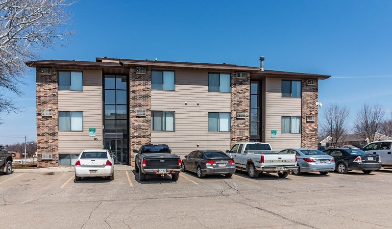 Lake Area Apartments in Watertown, SD - front exterior