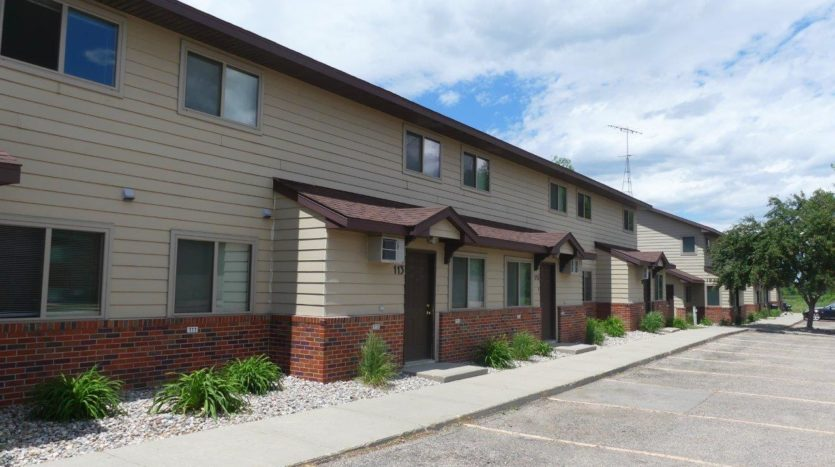 Garden Village Townhomes in Brookings, SD - Parking