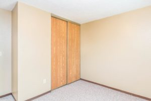 Village Square Apartments in Brookings, SD - Closet