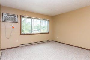 Village Square Apartments in Brookings, SD - Living Room