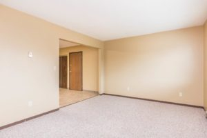 Village Square Apartments in Brookings, SD - Living Area