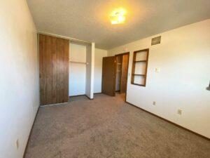 Garden Village Townhomes in Brookings, SD - Bedroom 2 Closet