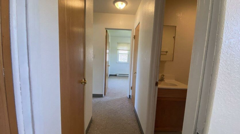 14th Ave. Apartments in Brookings, SD - Hallway