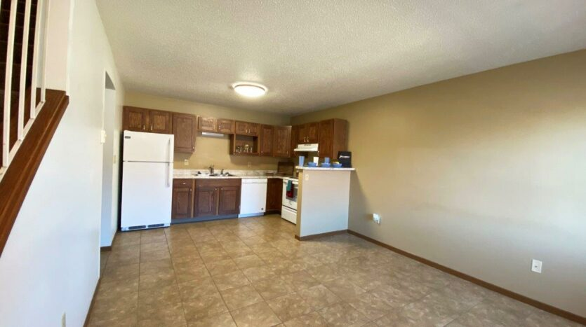 Garden Village Townhomes in Brookings, SD - Living Area