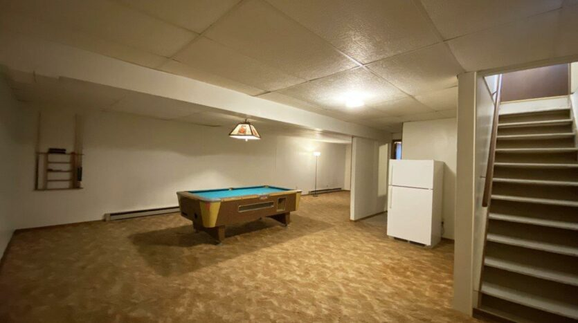 1005 Orchard Drive in Brookings, SD - Basement Living Area