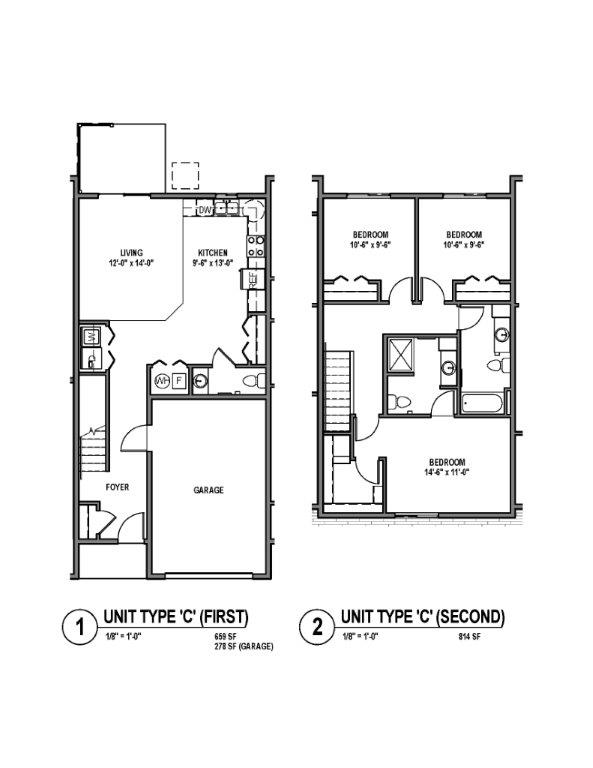 Phase II - Floor Plan C