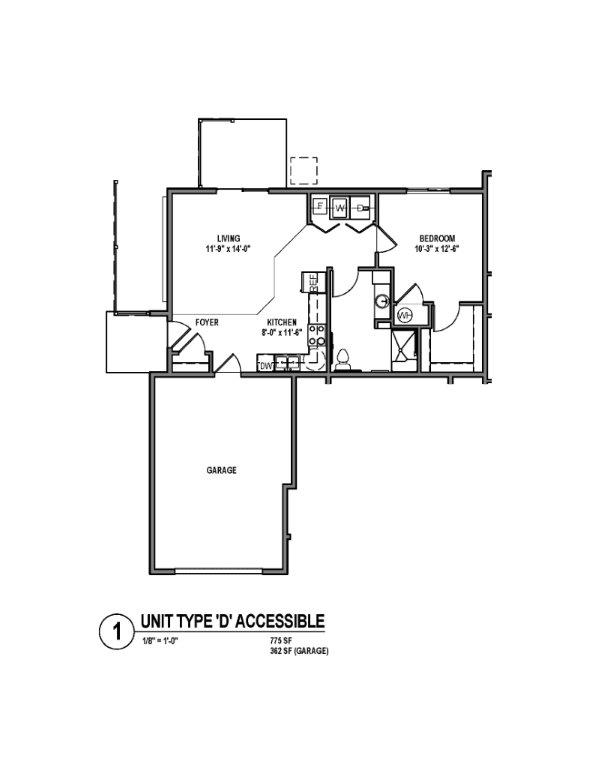 Phase II - Floor Plan D