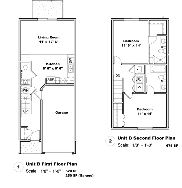Phase I - Floor Plan B