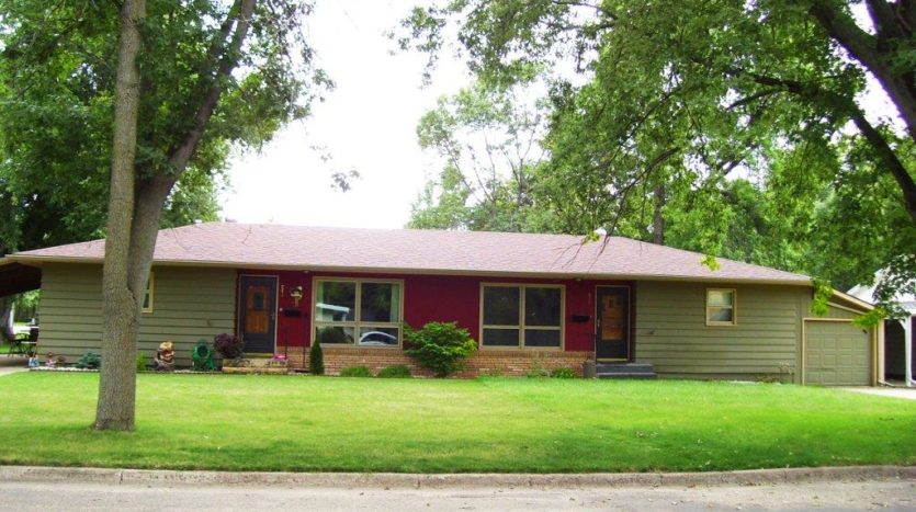Home for Rent in Madison, SD - Outside