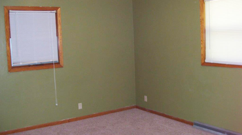 Home for Rent in Madison, SD - Bedroom