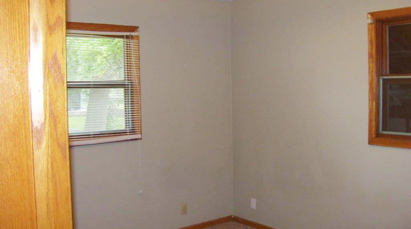 Home for Rent in Madison, SD - Bedroom 2