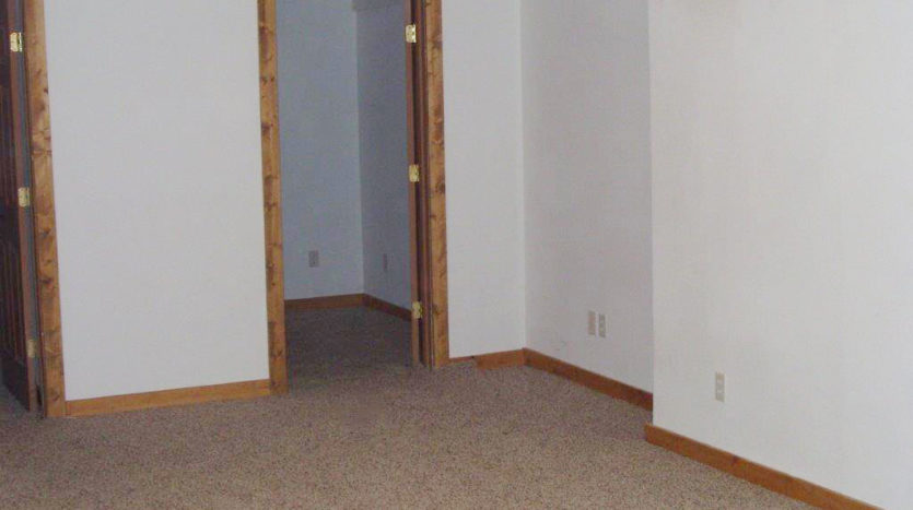 Home for Rent in Madison, SD - Downstairs
