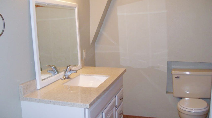 Home for Rent in Madison, SD - Bathroom Vanity