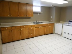 1320 6th St in Brookings, SD - Downstairs Kitchen