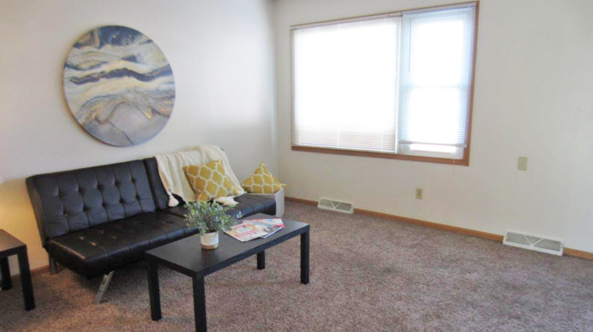 Palace Apartments & Townhomes in Mitchell, SD - Living