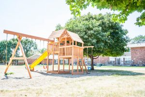 Palace Apartments & Townhomes in Mitchell, SD - Playground